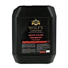 Wolf's Chemicals Snow Foam Yellow Snow, 5 l